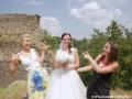 Svatba Tomáš Jiras Plzeň červen 2016 hrad Buben (28)