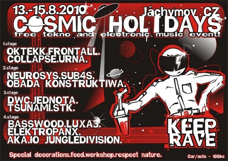 Cosmic Holidays 2010 (1)