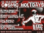 Cosmic Holidays, 13.-15.8.2010, Jáchymov,