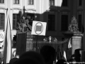 Hradčanské nám. demonstrace proti Islámu, NATU a EU (1)
