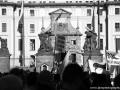 Hradčanské nám. demonstrace proti Islámu, NATU a EU (3)