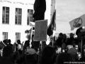 Hradčanské nám. demonstrace proti Islámu, NATU a EU (6)