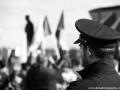 Hradčanské nám. demonstrace proti Islámu, NATU a EU (9)