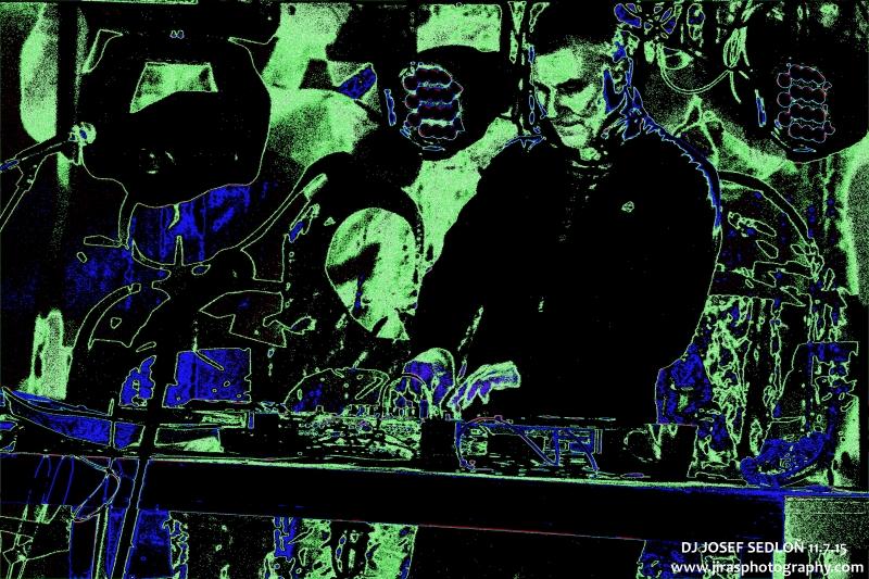 23. DJ Josef Sedloň, Coombal 2015 (2)