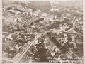 Rok cca 1945 N.Strašecí z letadla
